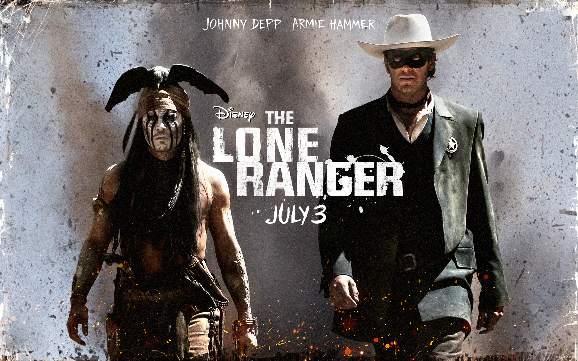 The Lone Ranger Free